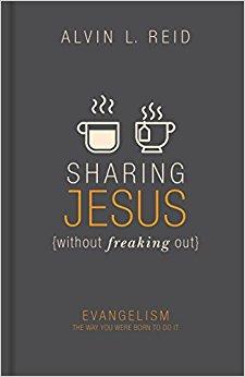 SharingJesusWithoutFreakingOut