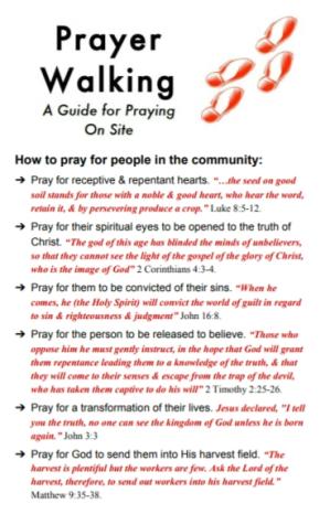 PrayerWalkGuideFront